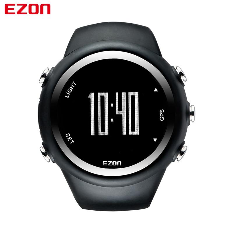 ezon t031 gps outdoor running sports distance speed