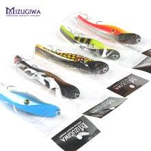 MIZUGIWA Zalt Undberg Stalker Jerkbait Musky Muskie Pike Bass Fishing Lure Bait Wobbler Isca Artificial Isca 3D Eyes Leurre