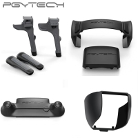 PGYTECH Remote Control Stick Protector + Propeller Holder + Landing Gear + Lens hood for DJI Mavic 2 Pro Zoom Accessories