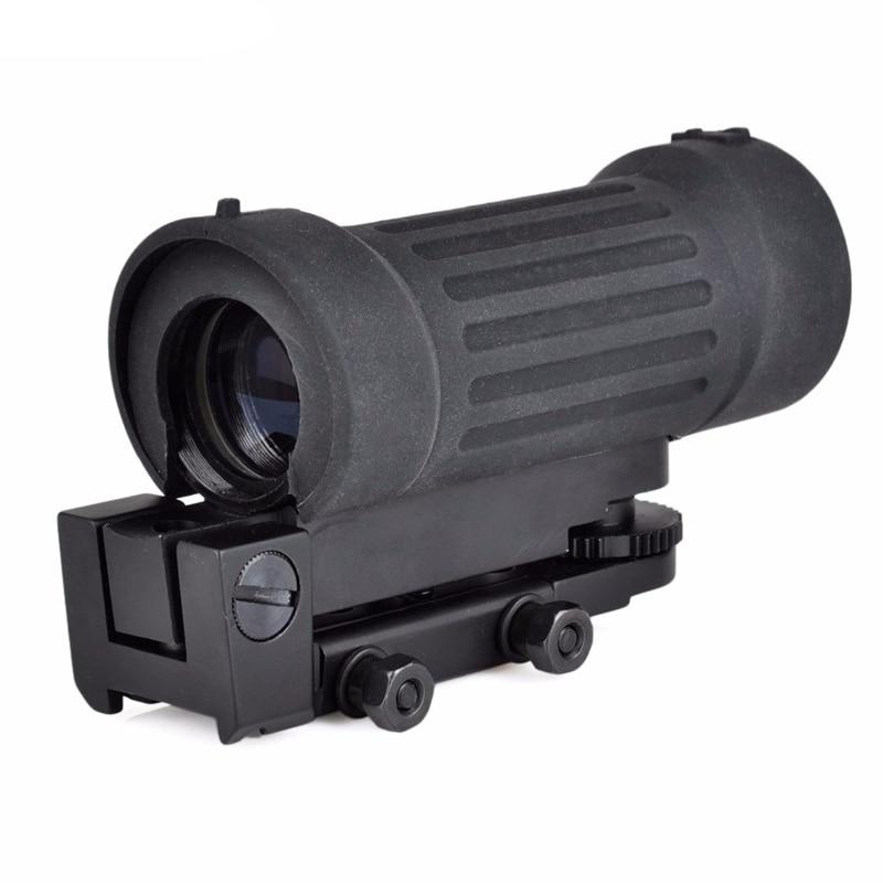 AIM 4X30 Optical Sight Rifle Gun Scope Airsoft Shooting Hunting Scope AO3035 все цены