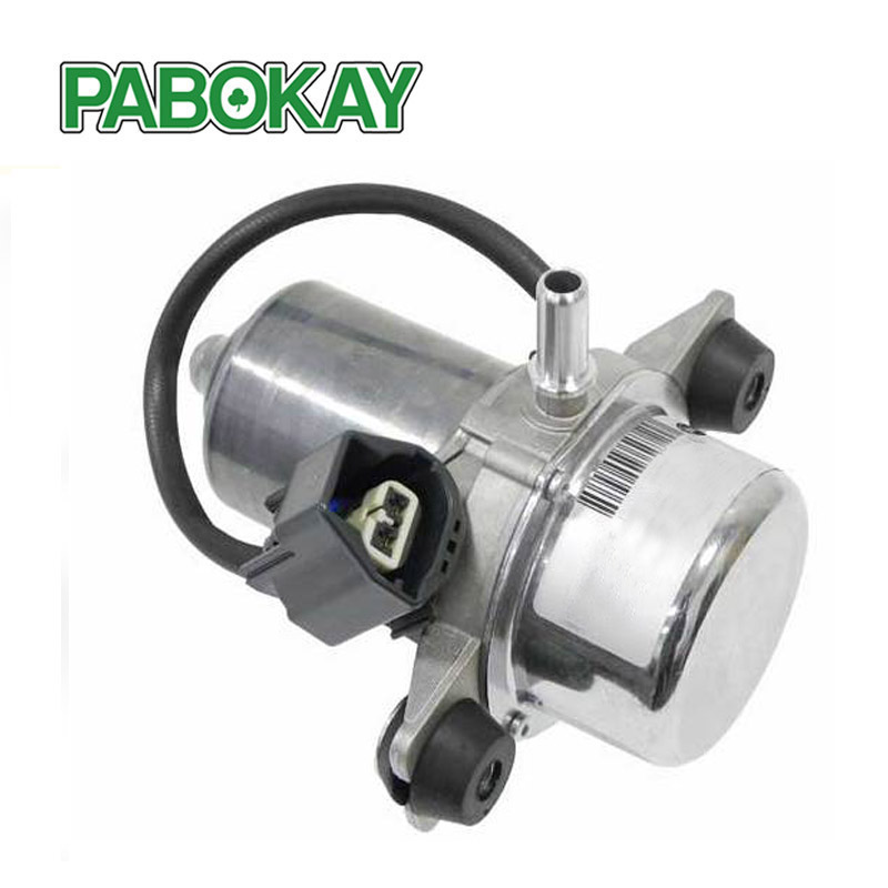 3541100XJZ16A UP28 Electric Vacuum Pump Power Brake Booster Auxiliary Pump Assembly Suit for HAVAL H2 H6
