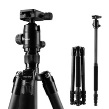 Weifeng c6620a carbon fiber professional tripod ultra-light SLR camera photography travel portable CD50