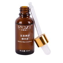 New 30ml Hair Growth Essence Snail Care Hair Loss Growth Essence Liquid Hair Thickening Fibers