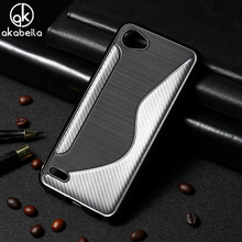 цена на Silicone Phone Cases For LG Q6 M700N M700A M700DSK M700AN LG Q6+ 64/4 GB RAM Housing Cover Durable Bag Shell Case Covers Skin