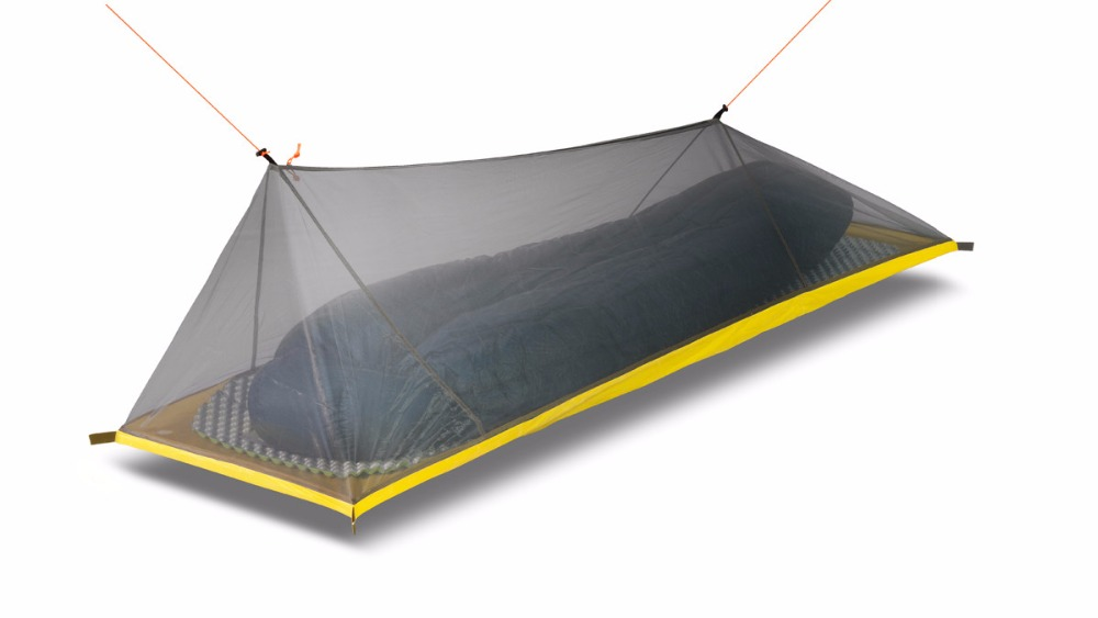 260G Ultralight Outdoor Camping namiot lato 1 jedna osoba