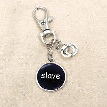 Пиковая королева вдохновил брелок раба фертиш уникальный подарок сексуальный образ жизни KC026