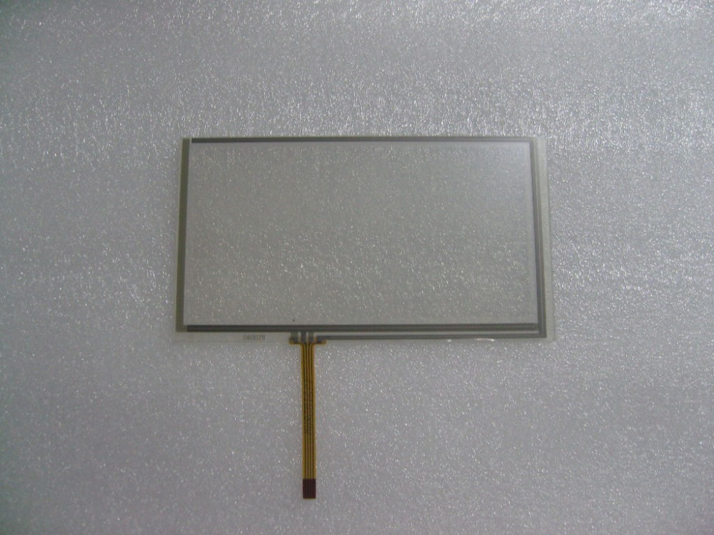6.2 -inch touch screen HSD062IDW1 155 * 88 external screen car DVD navigation 6.5 inch screen handwriting TP