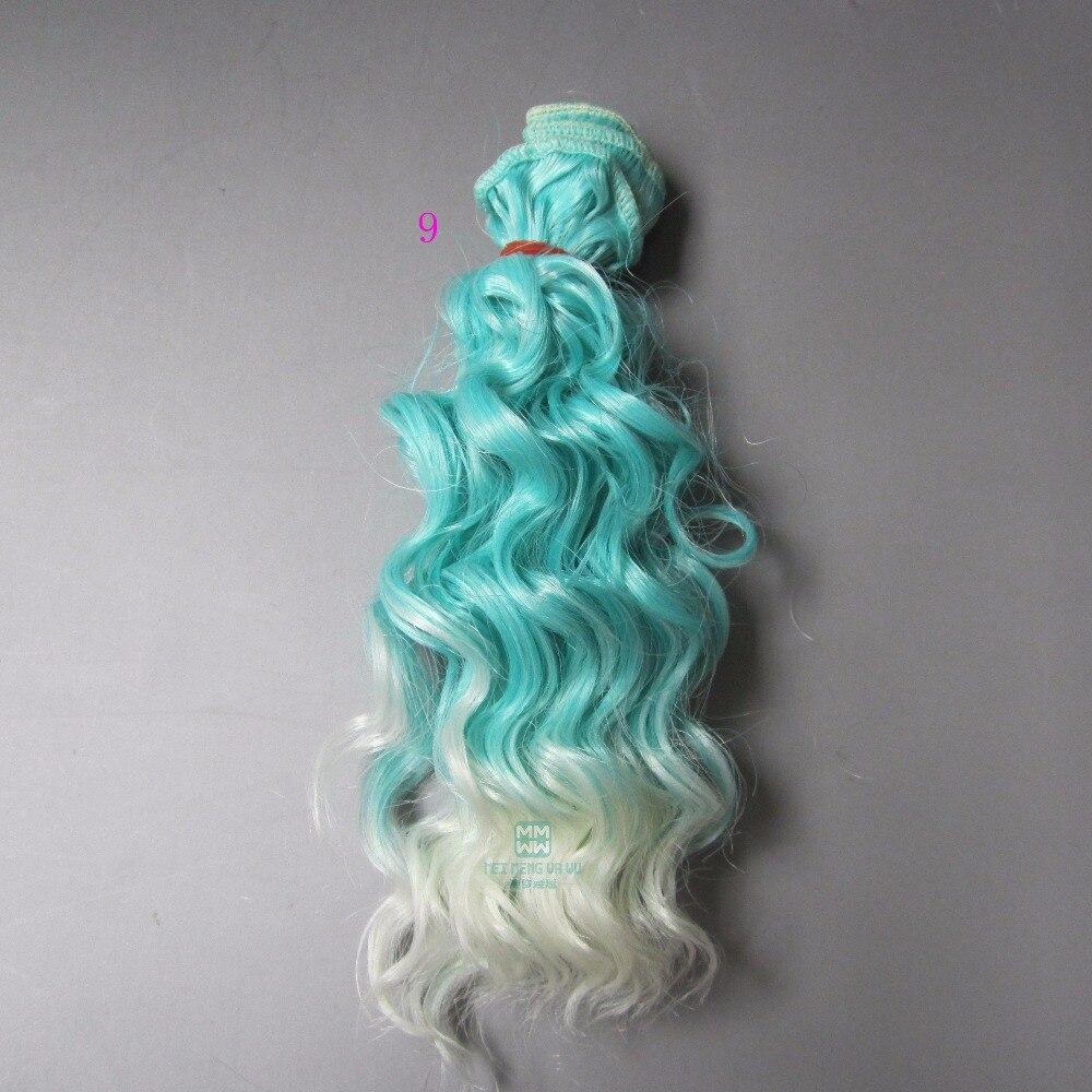 1st 15cm & 25cm * 100cm hår docka peruk för 1/3 1/4 1/6 BJD / SD - Dockor och tillbehör - Foto 3
