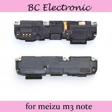 """1Piece Loudspeaker Loud Speaker For Meizu M3 Note 5.5"""" Buzzer Ringer Board Replacement Spare Parts Free Shipping"""