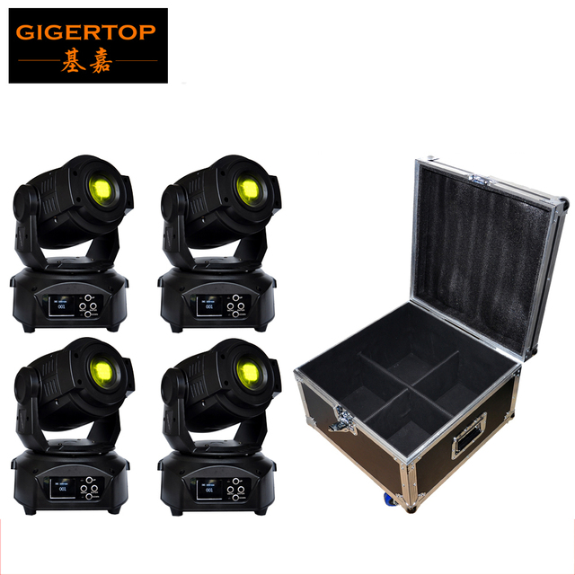 Chinese Stage Lighting 90w Led Moving Head Light Mini Size Gobo