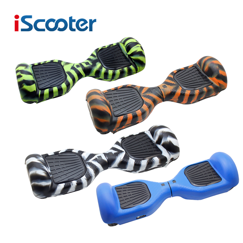 iscooter hoverboard shell protect silicone case waterproof. Black Bedroom Furniture Sets. Home Design Ideas