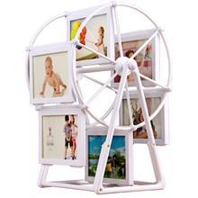 Hot Sale photo frame European windmill Frame Ferris wheel combination 12 photos