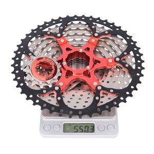 Image 5 - ZTTO bisiklet 10 hız kaset 11 46T aynakol 10 S 10v 46t k7 geniş oranı MTB dağ bisikleti Freewheel 10 hız dişli