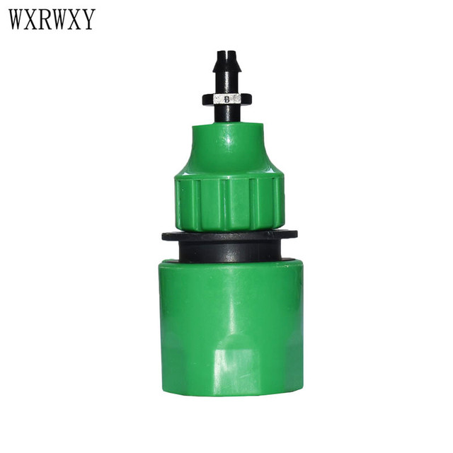 wxrwxy Irrigator garden hose quick connector 1/4\