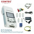 Contec Manufacturer  cms90A ECG90A Handheld 12-lead Portable ECG machine EG monitor equipment machine medical diagnosing tool