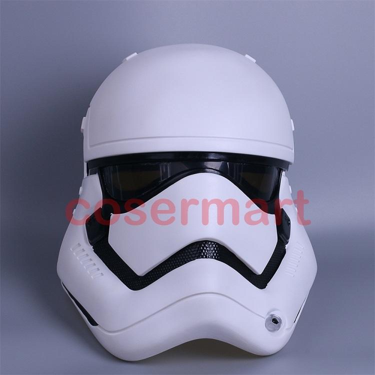 Star Wars The Force Awakens Stormtrooper Deluxe Helmet Adult Party Halloween Mask (4)