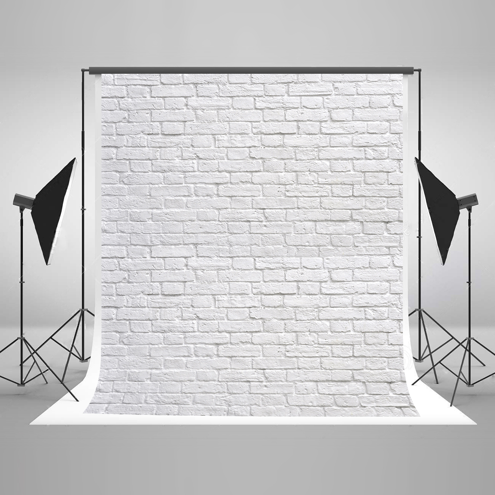 LIFE MAGIC BOX Seamless Wrinkle-free Polyester  Background Backdrop Brick Wall Background for Photos Wedding Photo Backdrops plastic seamless invisible wall mounted photo frame hooks nails painting photoframe for photo 37pcs in plastic box