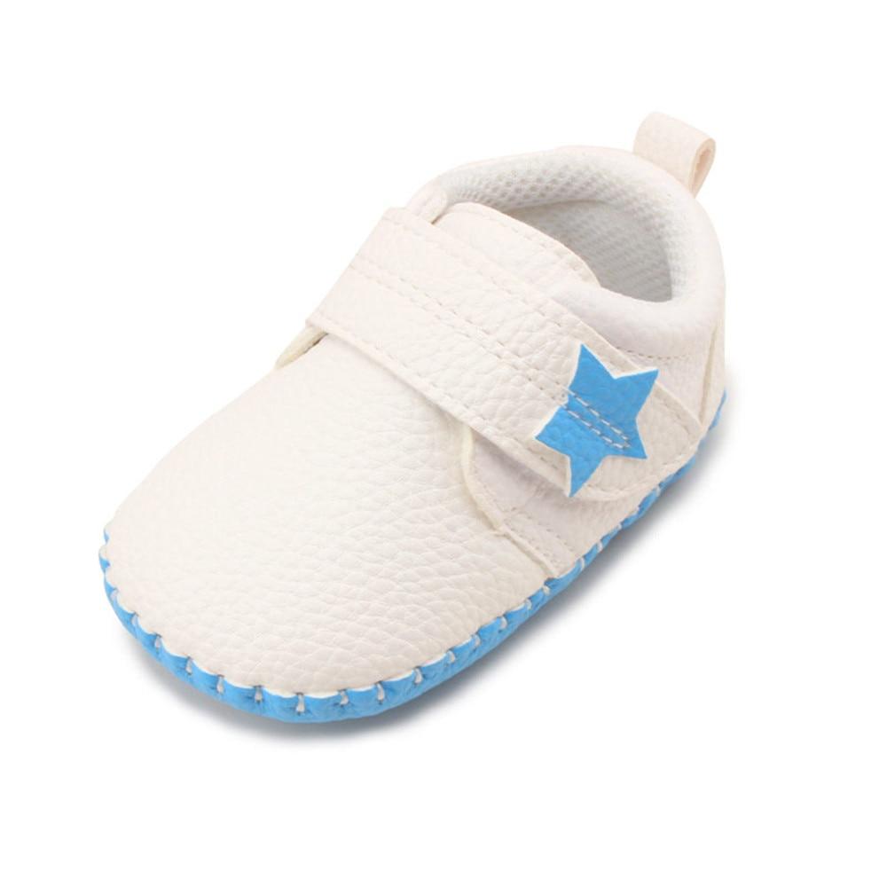 Delebao Moda PU Materiał dla niemowląt Buty zamszowe Noworodek - Buty dziecięce - Zdjęcie 3