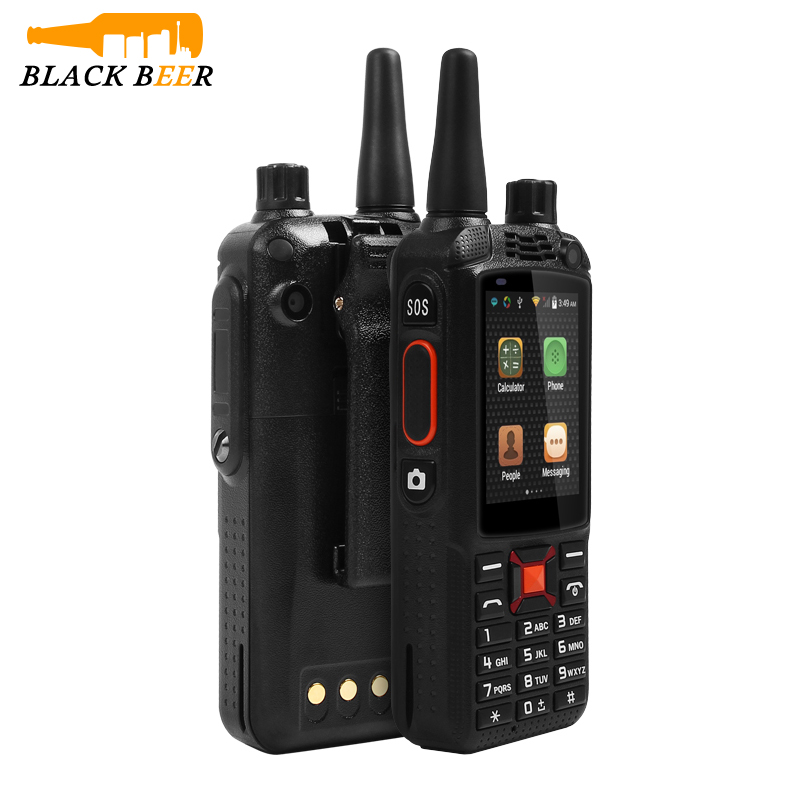 Alps F22 Zello PTT Walkie Talkie Mobile Phone MTK6572W Dual Core Android Smartphone Big Battery Russian