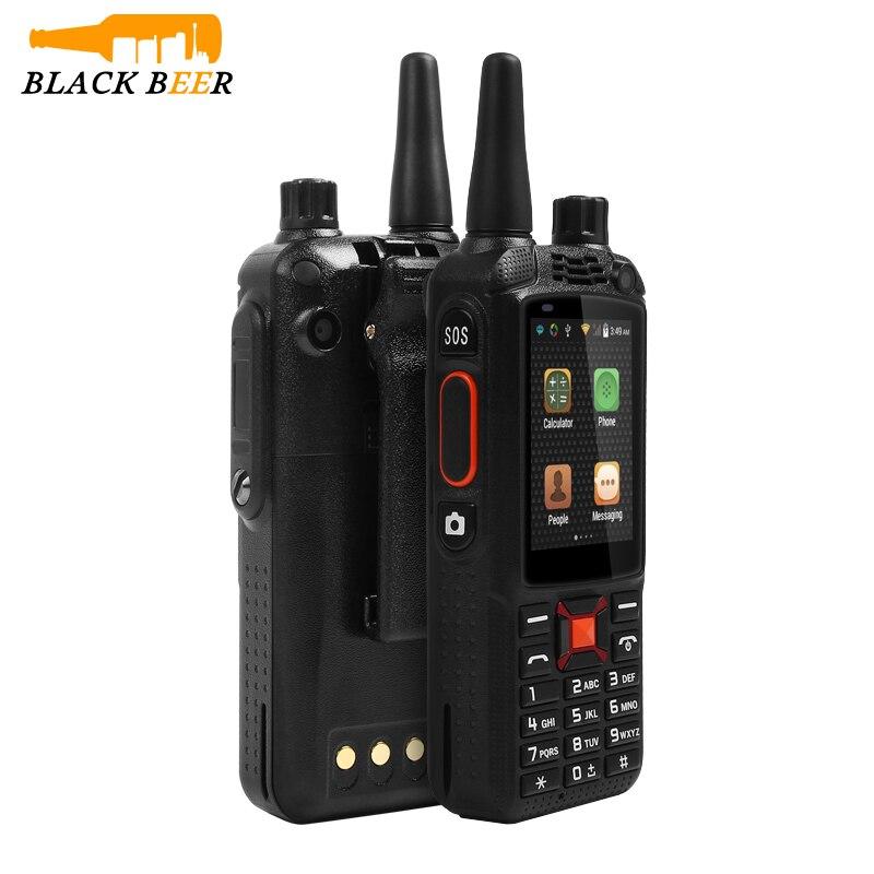 Фото. Alps F22 + Zello PTT мобильный телефон-рация телефон MTK6572W Двухъядерный Android смартфон большая