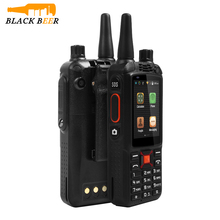 Alps F22+ Zello PTT Walkie Talkie Mobile Phone MTK6572W Dual Core Android Smartphone Big Battery Russian Keyboard Cellphone