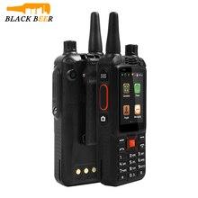 Alps f22 + zello ptt 워키 토키 휴대 전화 mtk6572w 듀얼 코어 안드로이드 스마트 폰 큰 배터리 러시아어 키보드 핸드폰