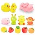 Frete Grátis Bebê Brinquedo Conjunto de brinquedos de Praia brinquedos de Banho das crianças Animais