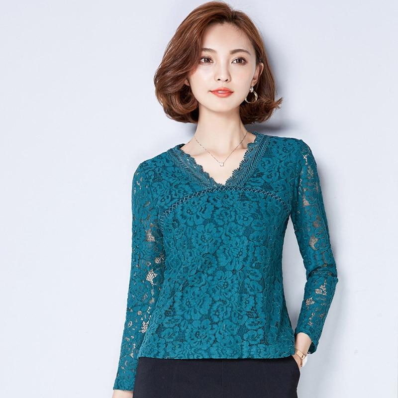 Korean Style Fashion Womens V Neck Solid Short Sleeve
