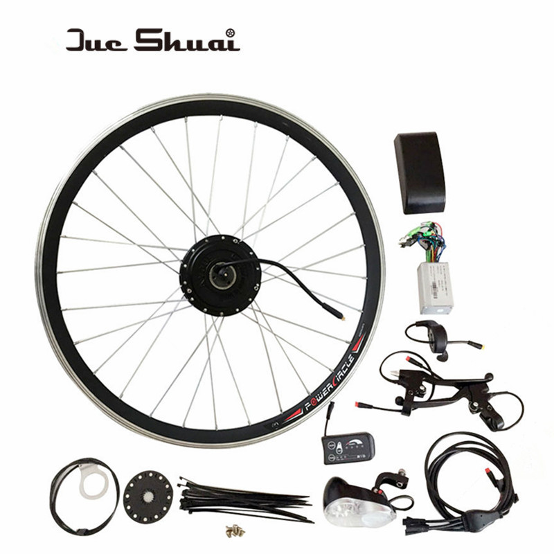 36v Motor Electric Bike Kit Electric Bicycle Conversion