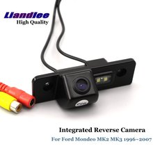Liandlee For Ford For Mondeo MK2 MK3 1996~2007 Car Rear View Backup Parking Camera Rear Reverse Camera / SONY CCD HD Integrated liandlee car reverse camera for toyota sequoia mk1 mk2 rear view backup parking camera sony ccd hd integrated high quality