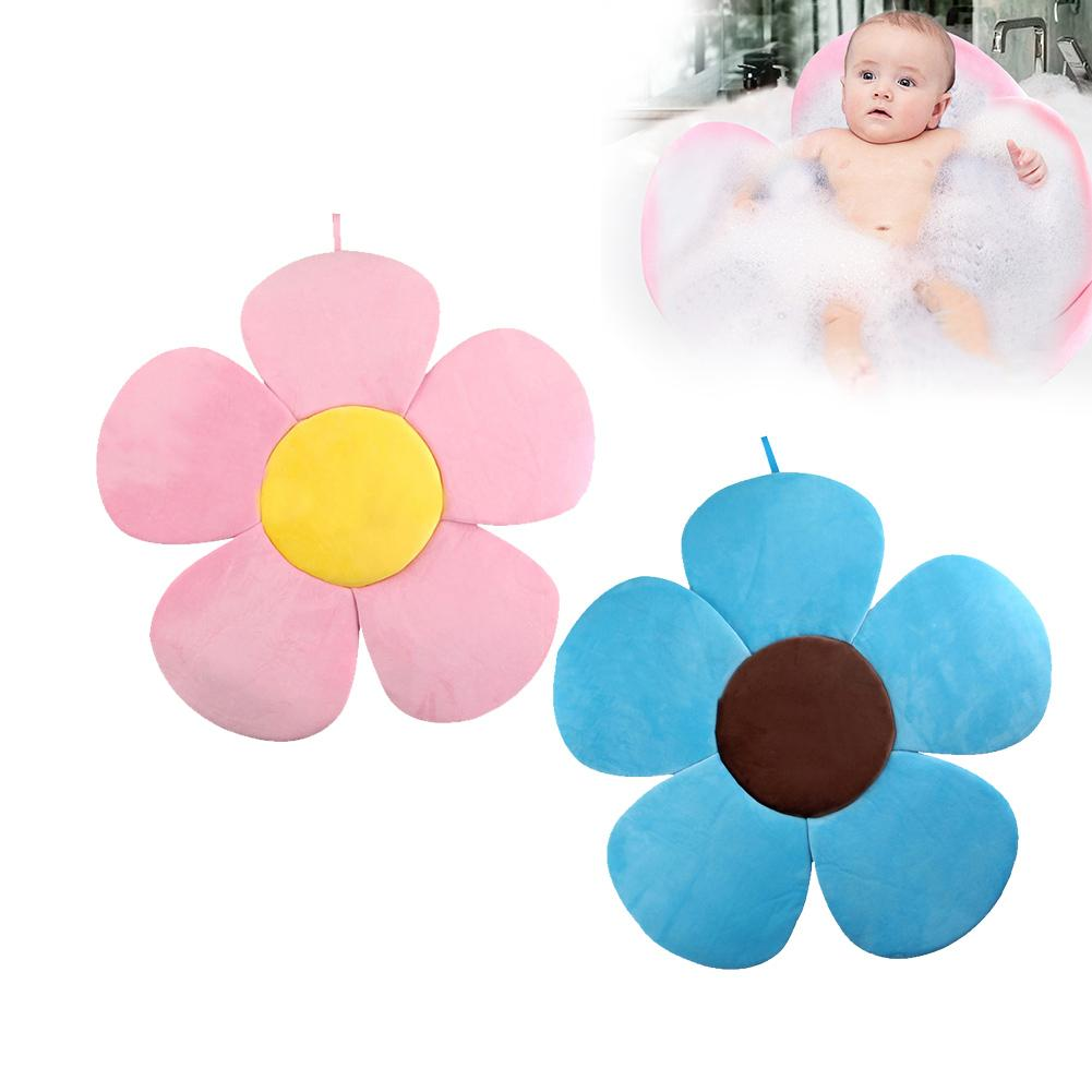 Baby Shower Flower Newborn Bathtub Foldable Flower Shape