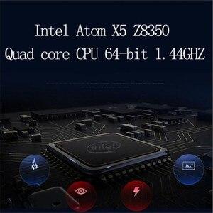 Image 2 - 14.1 pouces ordinateur portable Intel Atom X5 Z8350 Quad Core 2GB RAM 32GB ROM Windows 10 IPS écran BT avec port HDMI WiFi DHL livraison gratuite