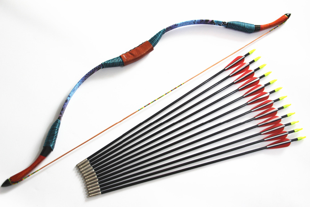 2016 New Bow 12lb Tranditional Recurve Bow For Children Archery Hunting Shooting 3 color 30 50lbs recurve bow 56 american hunting bow archery with 17 inches metal riser tranditional long bow hunting