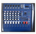 Professional  6 Channel 1000W Power mixer  with amplifier ktv stage equipment  PMX602D-USB