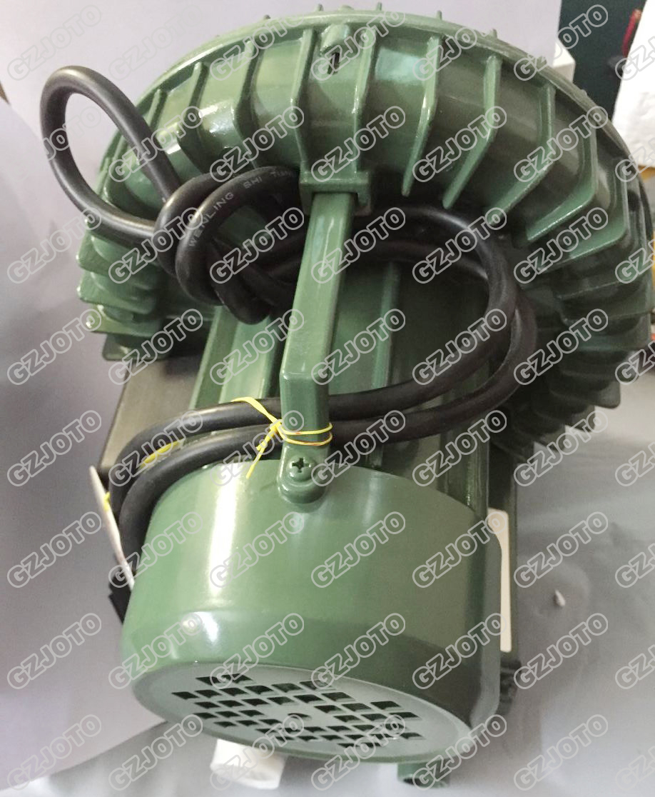 цена на HG-90 220V/50HZ Vortex Pump High Pressure Blower Aerator Ponds Pool Whirlpool Pump Vacuum Oxygen Pump