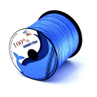 500ft 150M 750lb Fishing Cord 1 6mm Braided Fishing Line 100 UHMWPE Material 12 Strands Kite