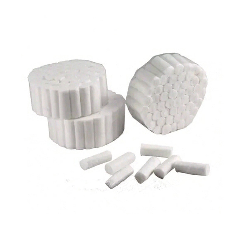 Teeth Whitening 1000 Pcs/pack Disposable Dental Medical Surgical Cotton Rolls Tooth Gem High-purity Cotton Roll Dentist Supplies Free Shipping An Enriches And Nutrient For The Liver And Kidney