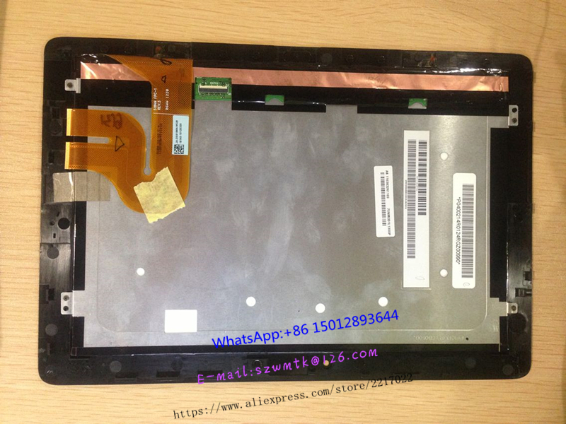 LCD Display + Touch Screen Digitizer Assembly Replacements For Asus Transformer Pad TF700 TF700T TCP10D47 V0.2