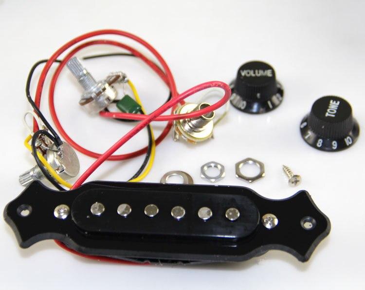 Sound Hole Magnetic Guitar Pickup Pick-up for Folk Acoustic Electric Guitar Guitarra guitar pick holder alain gods