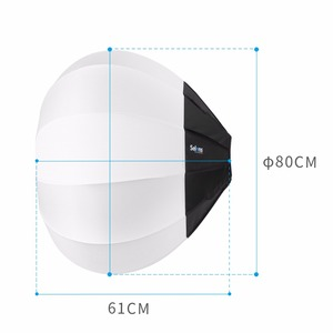Image 5 - 80cm Balloon Quick Ball Softbox Bowens Mount For Camera Photo Studio Flash