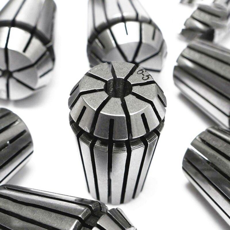 Heißer verkauf 13 stücke 1-13mm ER20 Frühling Collet Set Cnc-spanntechnik Gravur & Fräsen Drehmaschine