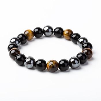 Bracelet Hématite Pour Homme