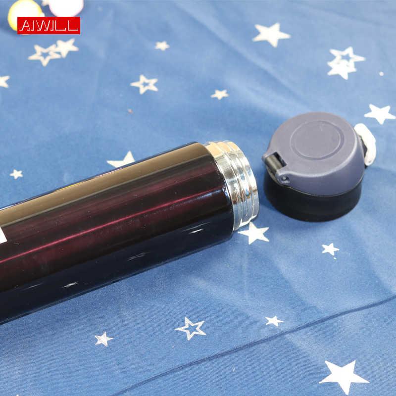 צלוחיות ואקום נירוסטה בקבוק מים חם TEPMOC לנשים/גברים/ילדים/ילדה מתנות בקבוק תרמוס שלי thermo לשתות AIWILL