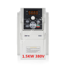 Original NEW SUNFAR AC380V Frequency Inverter E550-4T0015B VFD 1.5kw E550 1000HZ with RS485 interface, support MODBUS