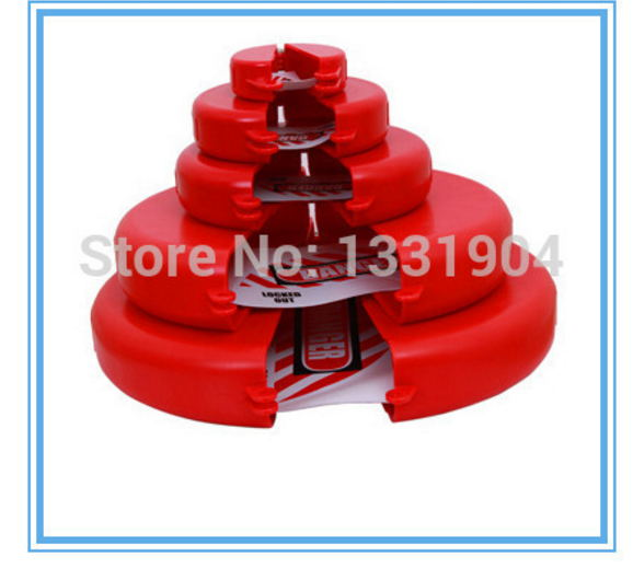 Good quality free shipping 5 pcs gate valve lockout for 25 mm 165 mmvalve rod BD-F13 free shipping ptfe stir rod for overhead stirrer