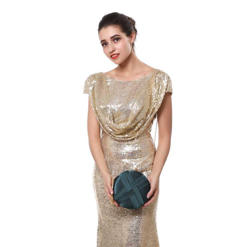 SEKUSA/Модная женская сумка с кисточками, металлический маленький Повседневный клатч, сумки с цепочкой на плечо, вечерние сумочки женские Брелки для телефона, сумки с карманами