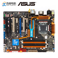 ASUS p5q3 Deluxe/Wi Fi AP настольная материнская плата P45 разъем LGA 775 DDR3 16 г SATA2 USB2.0 ATX