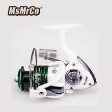 MSMRCO Top 12+1BB Spinning Fishing Reel HC1000 – 7000  Full Metal Handle Body Carp Fishing Far Wheel 5.2 : 1 Fly Fishing Reels