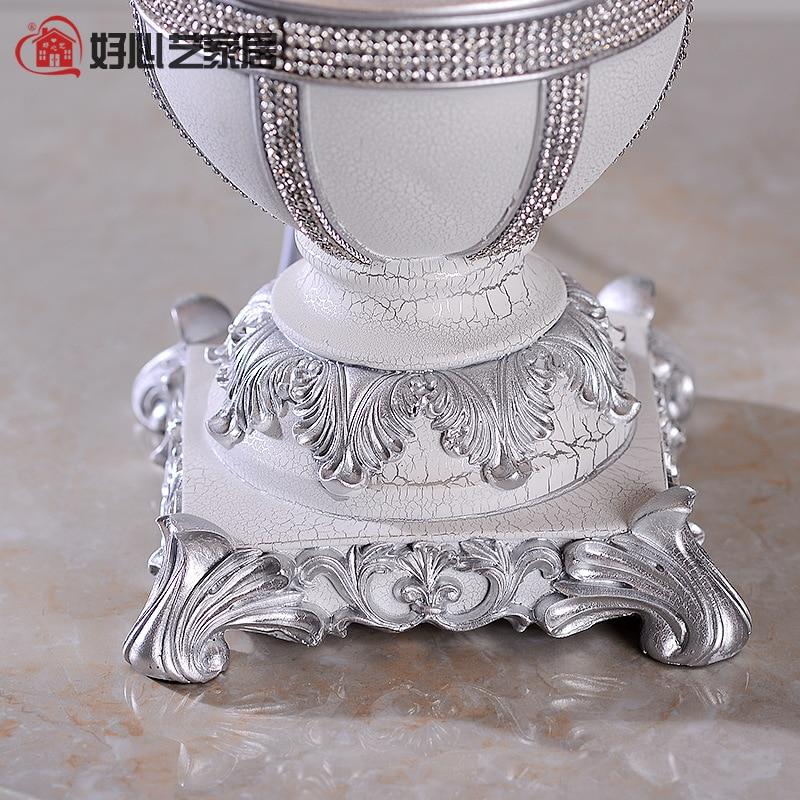 Туда современные китайские роскошные украшения китайском стиле спальня bedlamp смолы настольная лампа творческий исследование гостиной ламп...