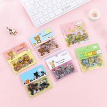 80Pcs/pack Japanese Sumikko Gurashi Sticker Scrapbooking Kawaii Mini Cartoon DIY Journal Decorative Adhesive PVC Label Supplies недорого